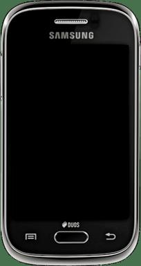 Como configurar pela primeira vez - Samsung Galaxy Young
