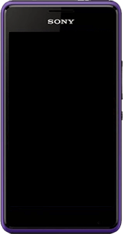 Como configurar pela primeira vez - Sony Xperia E1