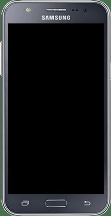 Como usar seu aparelho como um roteador de rede Wi-Fi - Samsung Galaxy J7