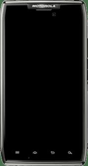 Como configurar seu celular para receber e enviar e-mails - Motorola RAZR MAXX