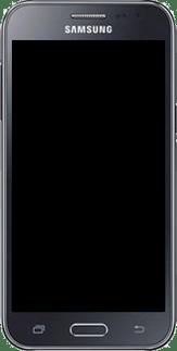 Como ativar e desativar o modo avião no seu aparelho - Samsung Galaxy J2 Duos