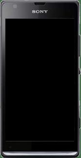Como configurar uma rede Wi-Fi - Sony Xperia SP