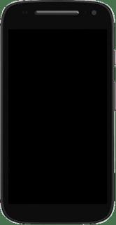 Como configurar uma rede Wi-Fi - Motorola Moto E (2ª Geração)