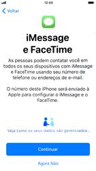 Como configurar pela primeira vez - Apple iPhone 7 - Passo 22