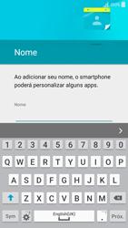 Como ativar seu aparelho - Samsung Galaxy A5 - Passo 12