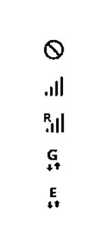 Explicação dos ícones - Samsung Galaxy A50 - Passo 1