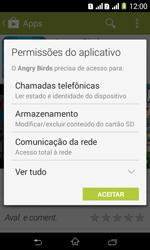 Como baixar aplicativos - Sony Xperia E1 - Passo 17