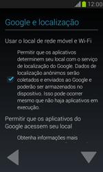Como ativar seu aparelho - Samsung Galaxy S III Mini - Passo 12