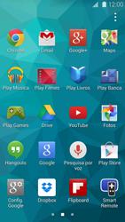 Como configurar seu celular para receber e enviar e-mails - Samsung Galaxy S5 - Passo 3