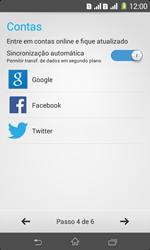 Como ativar seu aparelho - Sony Xperia E1 - Passo 8