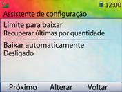 Como configurar seu celular para receber e enviar e-mails - Huawei U6020 - Passo 12