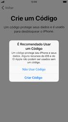 Como ativar seu aparelho - Apple iPhone 8 - Passo 15