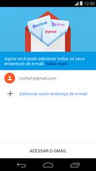 Como configurar seu celular para receber e enviar e-mails - Motorola Moto E (1ª Geração) - Passo 14