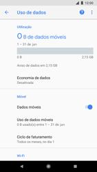 Como configurar a internet do seu aparelho (APN) - Google Pixel 2 - Passo 5
