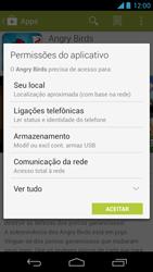 Como baixar aplicativos - Motorola Moto X (1ª Geração) - Passo 17