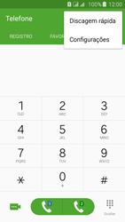 Como bloquear chamadas de um número específico - Samsung Galaxy J5 - Passo 5