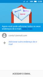 Como configurar seu celular para receber e enviar e-mails - Lenovo Vibe C2 - Passo 22
