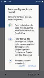 Como configurar pela primeira vez - Samsung Galaxy S7 Edge - Passo 11