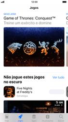 Como baixar aplicativos - Apple iPhone 8 - Passo 4