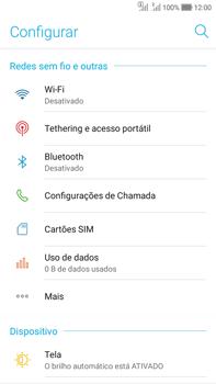 Como configurar a internet do seu aparelho (APN) - Asus Zenfone Selfie - Passo 5