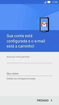 Como configurar seu celular para receber e enviar e-mails - Asus ZenFone Go - Passo 14