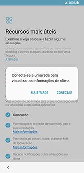 Como ativar seu aparelho - Samsung Galaxy S8 - Passo 17