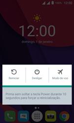 Como configurar a internet do seu aparelho (APN) - Alcatel Pixi 4 - Passo 22