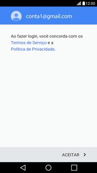 Como configurar seu celular para receber e enviar e-mails - LG G5 Stylus - Passo 13