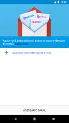 Como configurar seu celular para receber e enviar e-mails - Google Pixel 2 - Passo 5