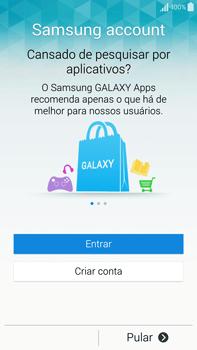 Como configurar pela primeira vez - Samsung Galaxy Note - Passo 12