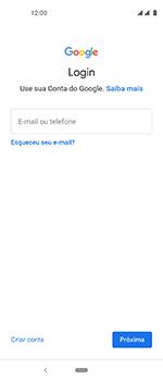 Como configurar seu celular para receber e enviar e-mails - Motorola One Vision - Passo 8