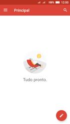Como configurar seu celular para receber e enviar e-mails - Lenovo Vibe C2 - Passo 14