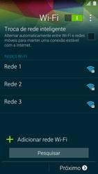 Como ativar seu aparelho - Samsung Galaxy S5 - Passo 4