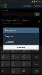 Como bloquear chamadas de um número específico - Samsung Galaxy S IV - Passo 10