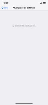 Como atualizar o software do seu aparelho - Apple iPhone XR - Passo 5