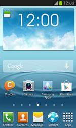 Explicação dos ícones - Samsung Galaxy S III Mini - Passo 23
