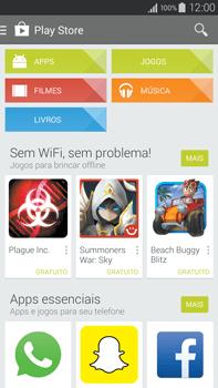 Como baixar aplicativos - Samsung Galaxy Note - Passo 4