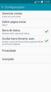 Como configurar a internet do seu aparelho (APN) - Samsung Galaxy Note - Passo 24