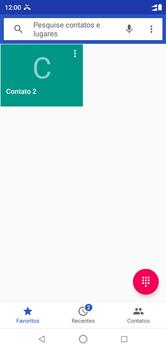 Como bloquear chamadas de um número específico - Motorola One - Passo 4