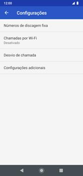 O celular não faz chamadas - Motorola Moto G7 Power - Passo 18