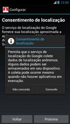 Como ativar seu aparelho - Motorola RAZR MAXX - Passo 7