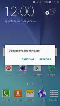 Como configurar a internet do seu aparelho (APN) - Samsung Galaxy J7 - Passo 29