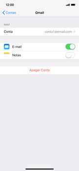 Como configurar seu celular para receber e enviar e-mails - Apple iPhone XR - Passo 27