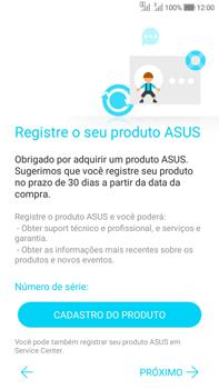 Como ativar seu aparelho - Asus Zenfone Selfie - Passo 19