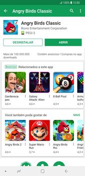 Como baixar aplicativos - Samsung Galaxy S9 Plus - Passo 16