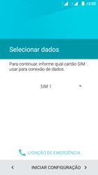 Como configurar pela primeira vez - Motorola Moto G (2ª Geração) - Passo 5