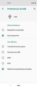 Transferir dados do telefone para o computador (Windows) - Motorola One Vision - Passo 5