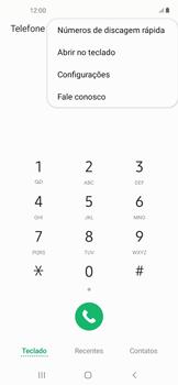 O celular não recebe chamadas - Samsung Galaxy A11 - Passo 15