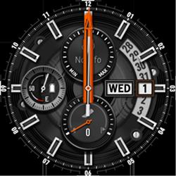 Como restaurar o Galaxy Watch - Samsung Galaxy Watch 3 - Passo 1