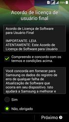 Como ativar seu aparelho - Samsung Galaxy Grand Prime - Passo 8